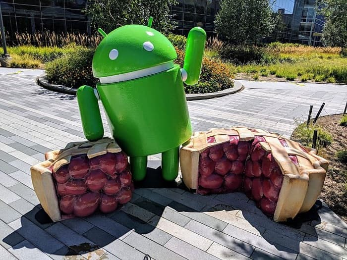 What's New in Android Pie