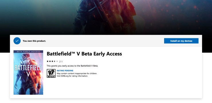 How to Download the Battlefield 5 Beta