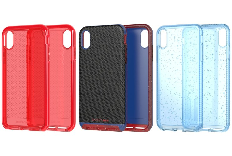 Tech 21 iPhone Xs Max Cases