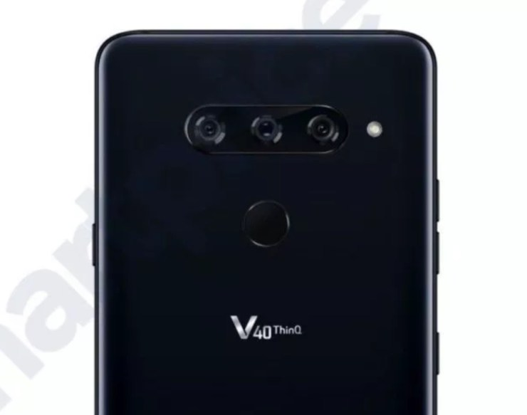 LG V40 vs LG V30: Cameras