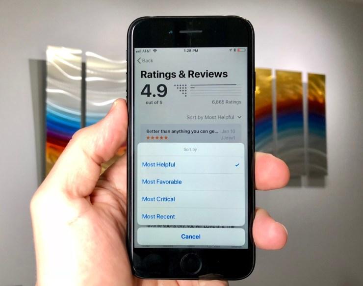 Dig Into App Reviews