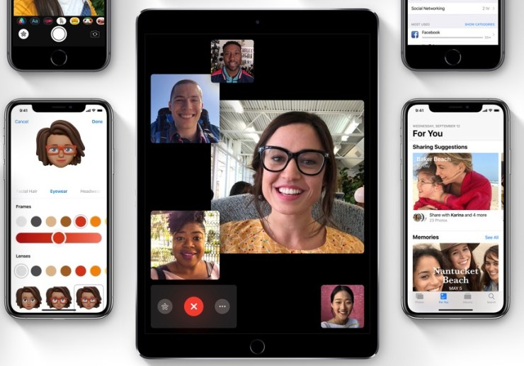 Install for Group FaceTime