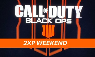 What you need to know about the first Black Ops 4 2XP weekend.