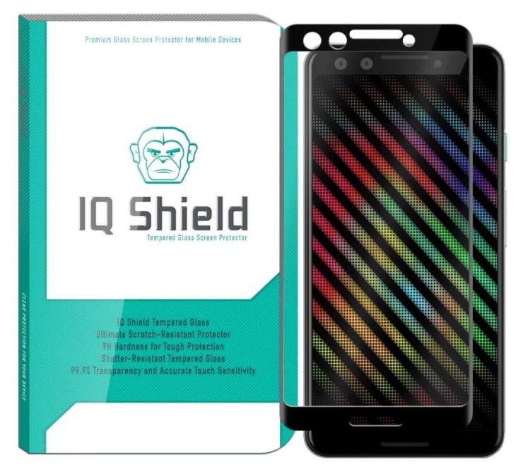 IQ Shield Ballistic Tempered Glass