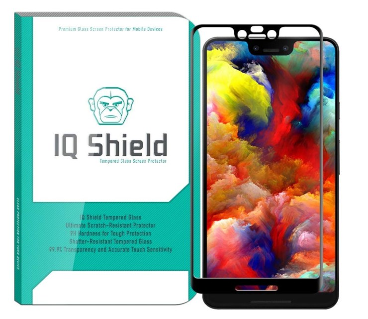 IQ Shield Tempered Ballistic Glass