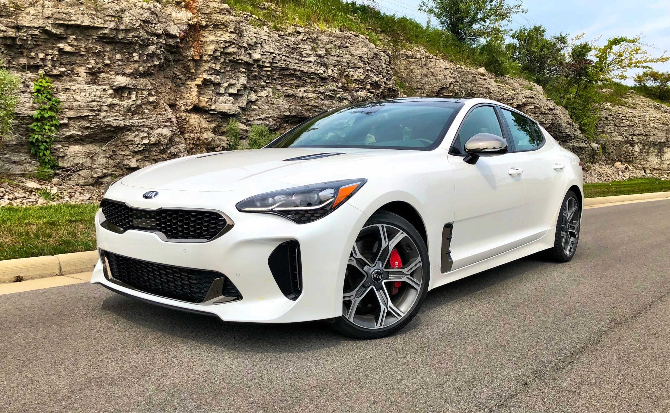 2018 Kia Stinger GT2 Review