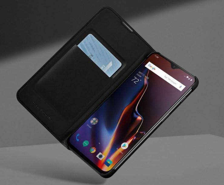 OnePlus Folio Flip Wallet Case ($26)