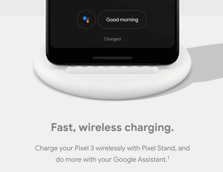 Charge Without Wires (and more)