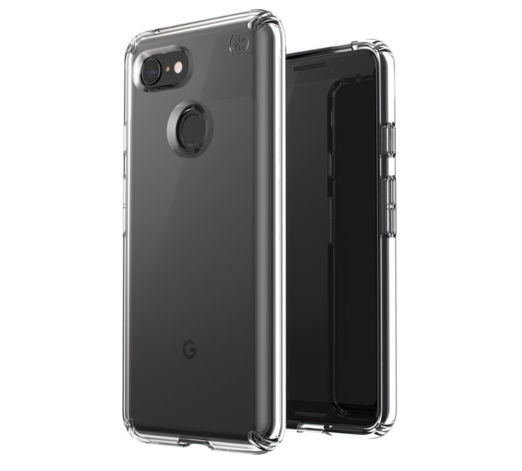Speck Stay Clear and Presidio Grip Cases