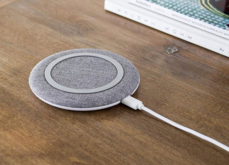ChargeONE Fast Charging Fabric Pad