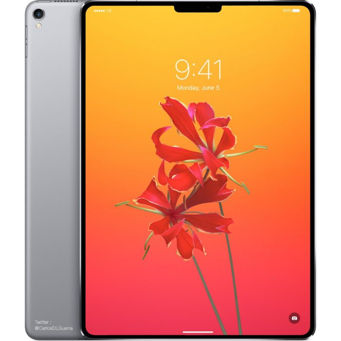 Get Excited for the 2018 iPad Pro