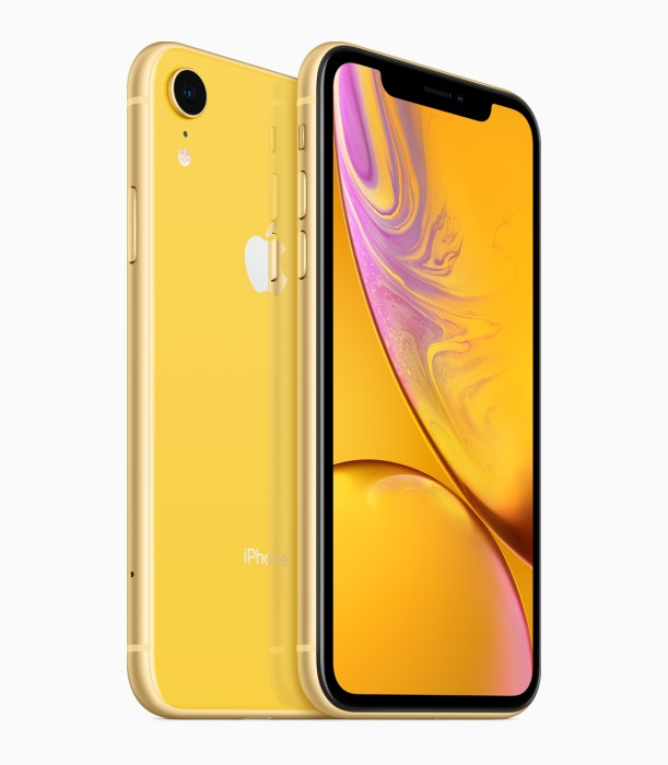 Buy the iPhone XR for Great Performance