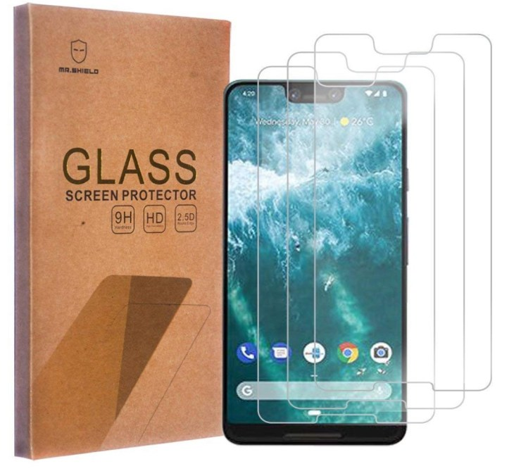 Mr. Shield Tempered Glass 3-Pack