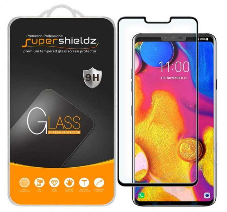SuperShieldz Tempered Glass 2-Pack