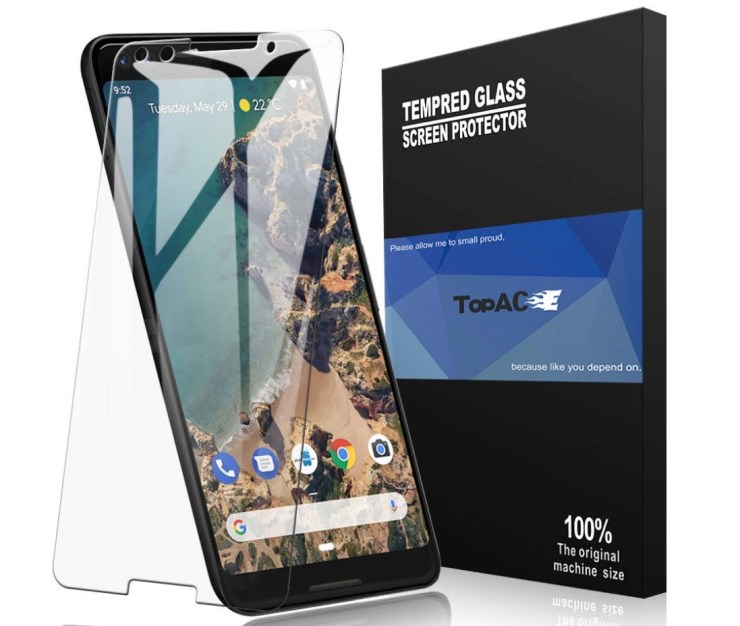 TopACE Tempered Glass 2-Pack