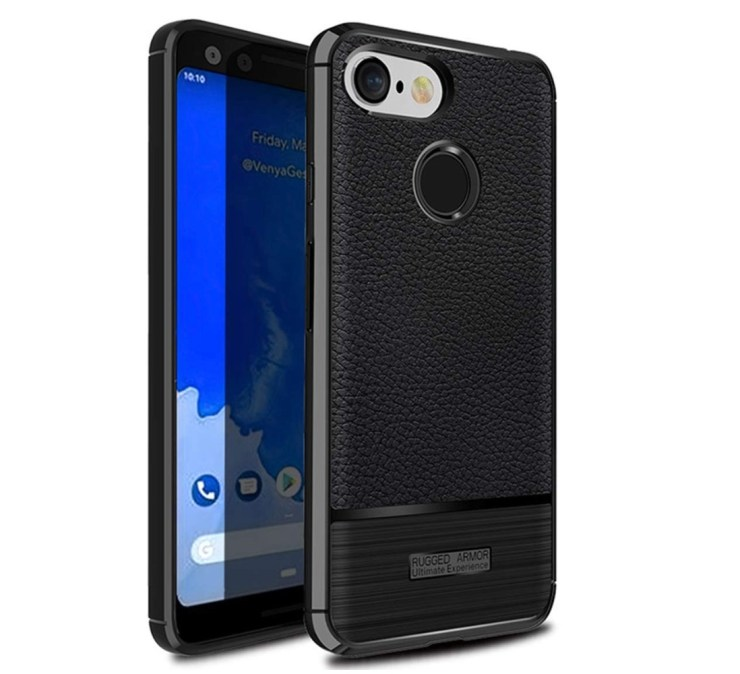 Wellci Soft TPU Case