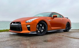 2018 Nissan GTR Review - Track Edition - 11