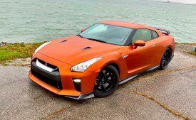 2018 Nissan GTR Review - Track Edition - 12