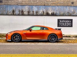 2018 Nissan GTR Review - Track Edition - 3