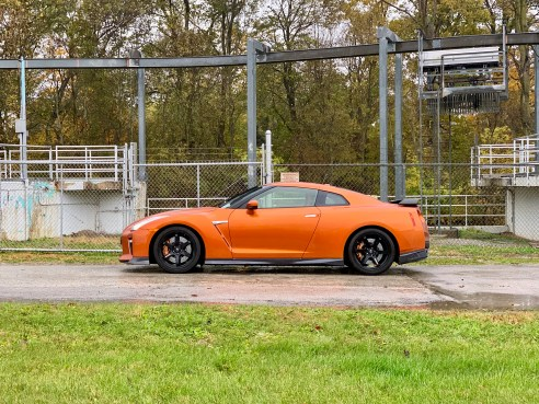 2018 Nissan GTR Review - Track Edition - 4