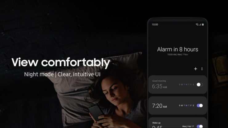 Install for Night Mode