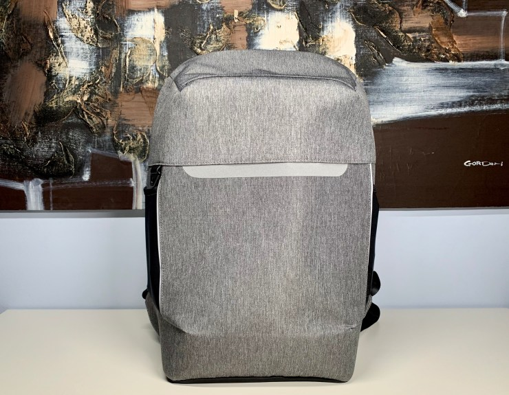 The Targus CityLite Pro Secure backpack is a great commuter backpack.