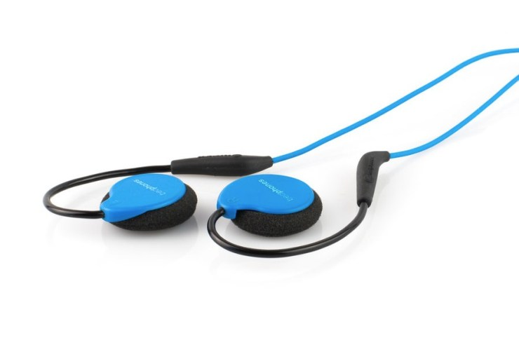 A nice alternative to headband style sleep headphones.