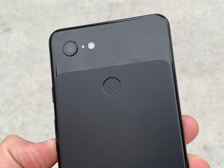 The Pixel 3 XL camera is quite impressive.