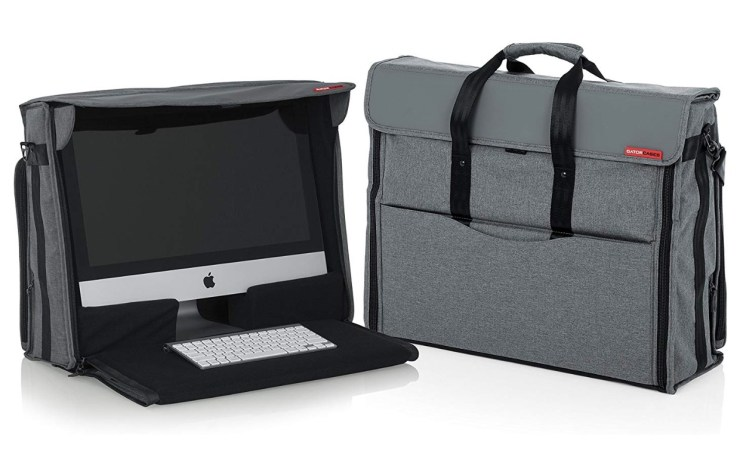 Here is the best case for the iMac.