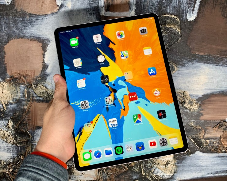 Expect New iPad Features