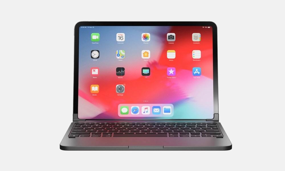 2018 iPad Pro Brydge Keyboards Hands On Video