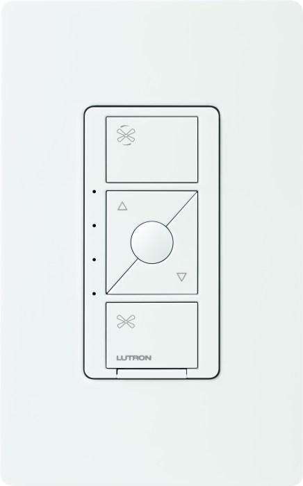 turn your ceiling fan into a smart fan with lutron fan speed control
