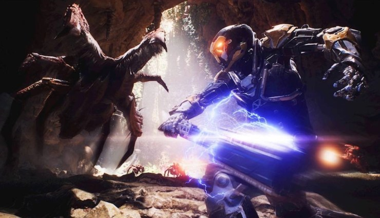 Wait for More Information About Anthem DLC Expansions