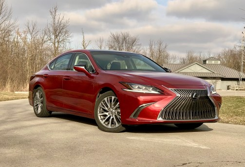 2019 Lexus ES 350 Review - 1