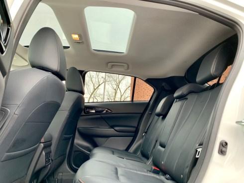 2019 Mitsubishi Eclipse Cross Review - 12