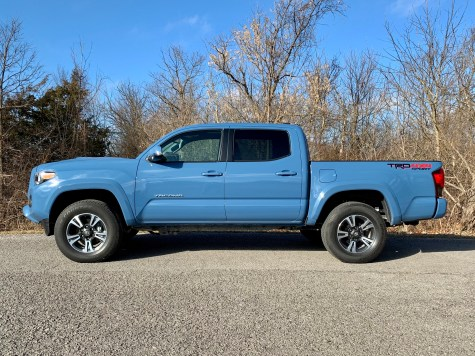 2019 Toyota Tacoma Review - 9