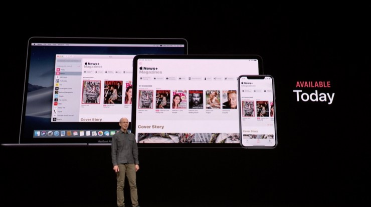 Install for Apple News+ & Fixes
