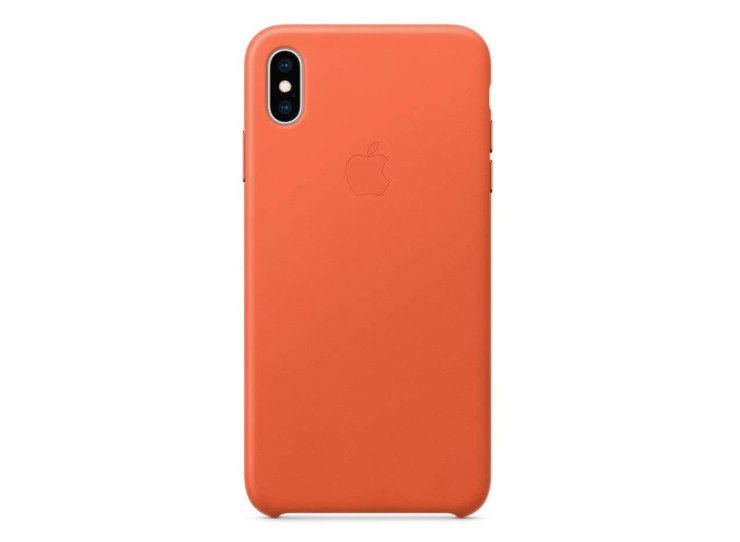Apple offers several iPhone XS Max case options.