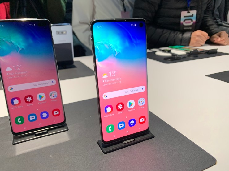 This is where to preorder the Galaxy S10 and Galaxy S10+.