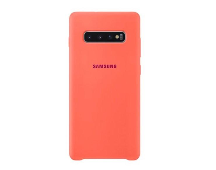 Galaxy S10 Silicone Cases