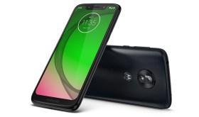 Smaller Moto G7 Play