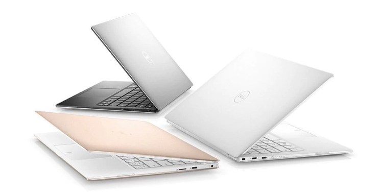 You can pick a new color option with the 2019 Dell XPS 13.