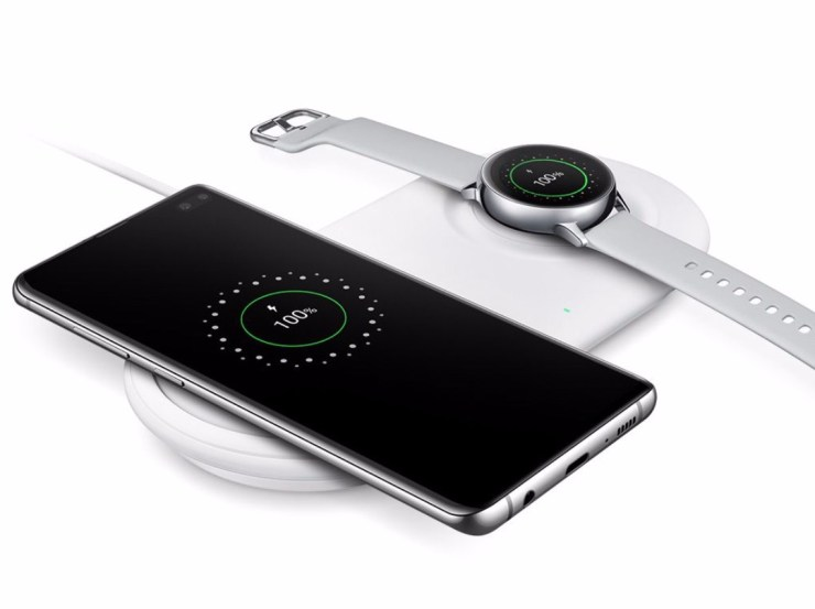 New Samsung Wireless Charger Duo Pad