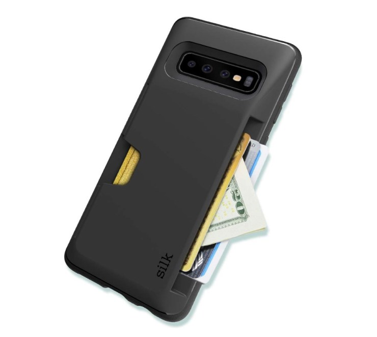 Silk Galaxy S10 Wallet Slayer