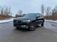 2019 Volvo XC60 Review - 1