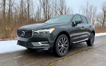 2019 Volvo XC60 Review - 8