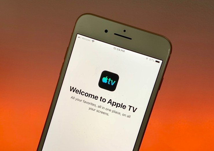 New Apple TV App