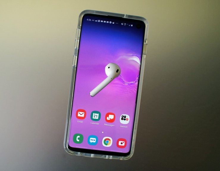 Connect to Android