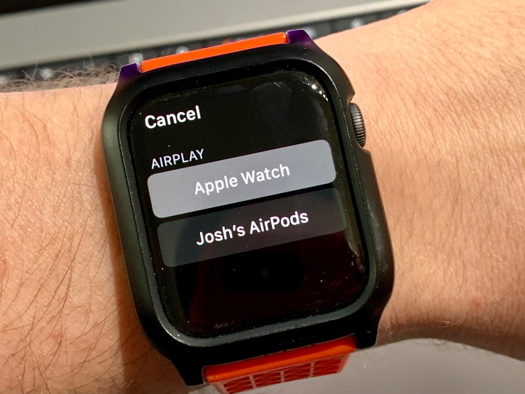 Connect to Your Apple Watch
