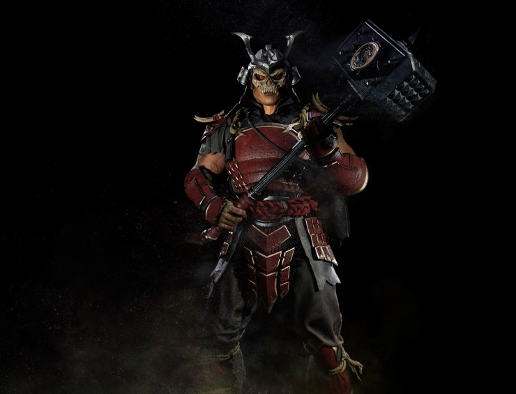 Pre-Order to Get Access to Shao Khan